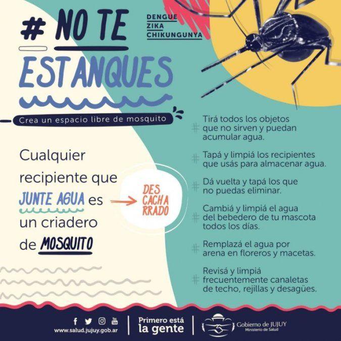 Inicia campaña contra Dengue y atención de Chagas en Perico