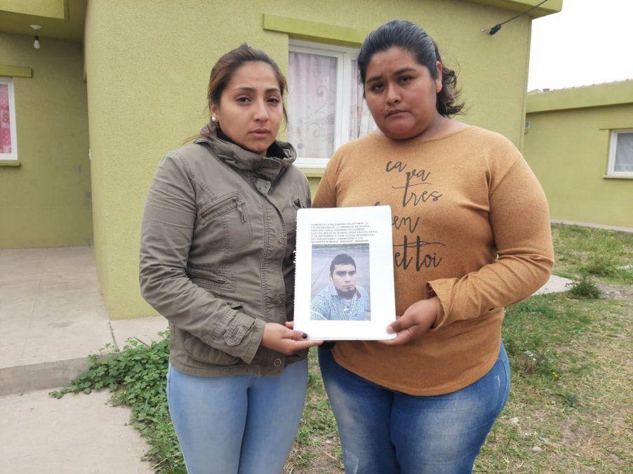 Desapareció hace casi una semana y su familia lo busca desesperadamente