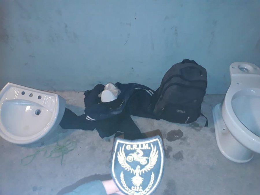 Un detenido por robo en la zona de la vieja terminal