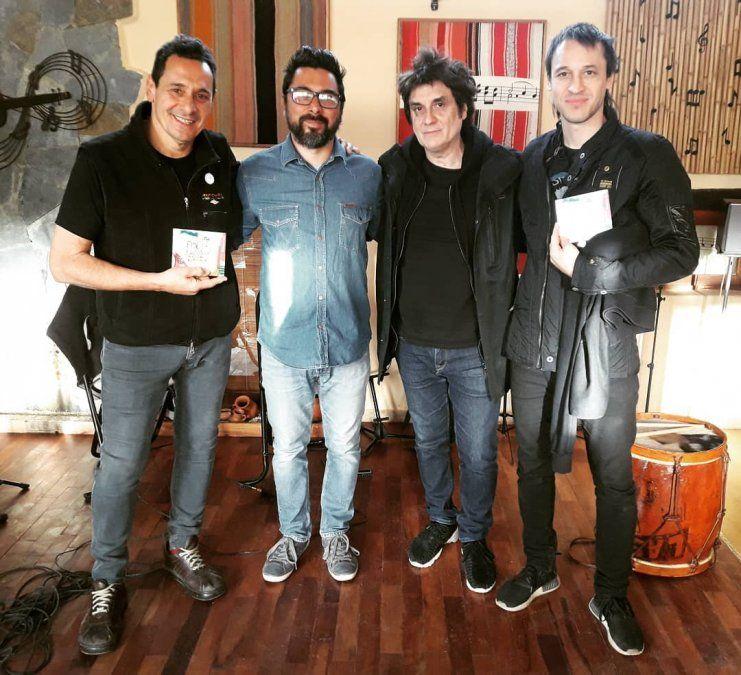 El impresionante videoclip de Divididos en homenaje a Ricardo Vilca