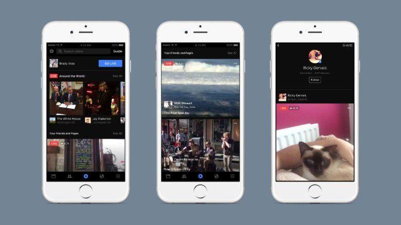 Facebook lleva los Live Videos al siguiente nivel
