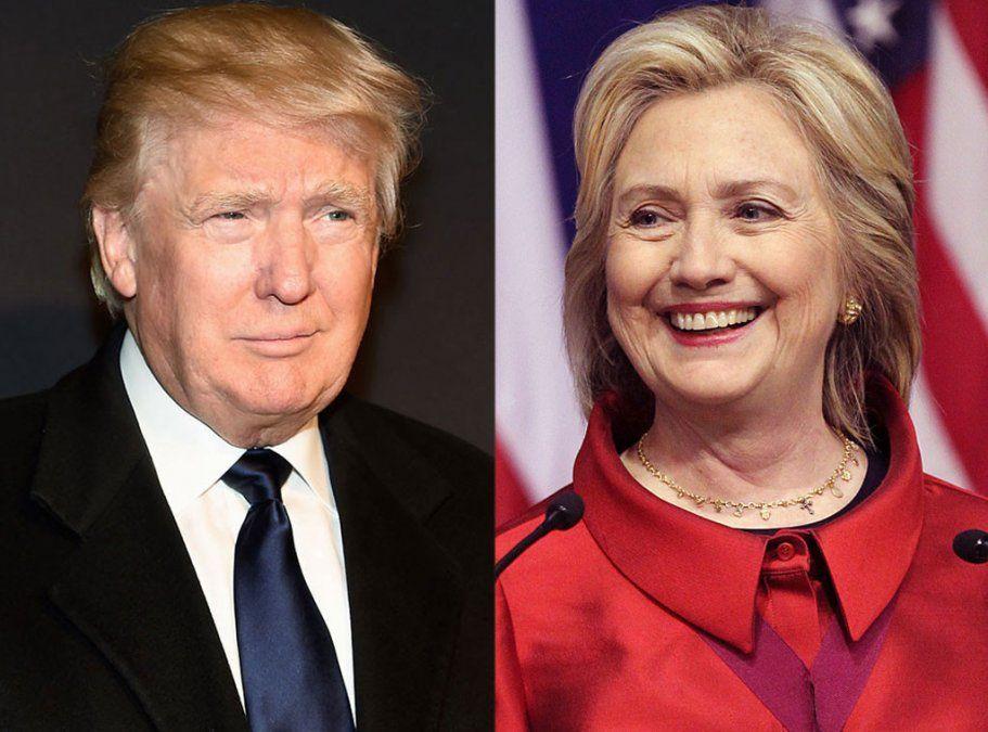 Trump elogia a Clinton y promete gobernar para todos