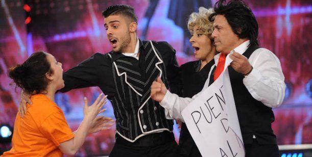 Angela Torres le ganó a Anita Martínez y el Bicho Gómez en el teléfono