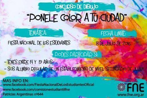 """""""Ponele color a tu ciudad"""""""