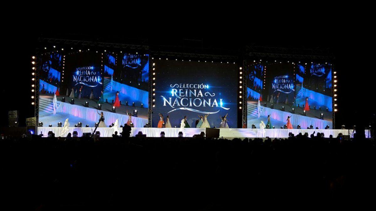 Imponente marco en la Elección Nacional