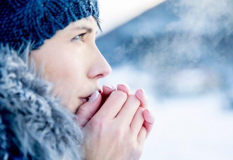 La ola de frío polar afectará a todo el país hasta el miércoles