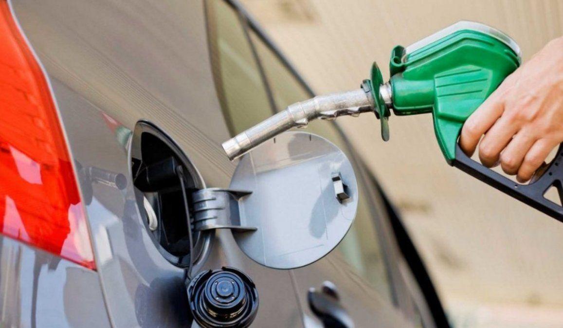 Combustible: tras el descongelamiento vendrían aumentos escalonados