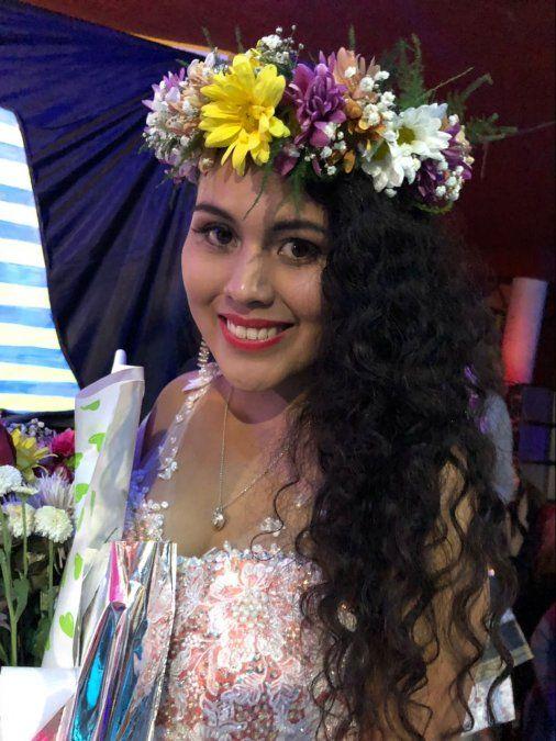 Agustina Dávila es la Reina del Provi n° 3