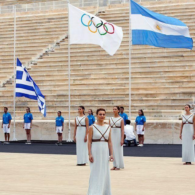 Se encendió en Grecia la llama olímpica que llegará también a Jujuy