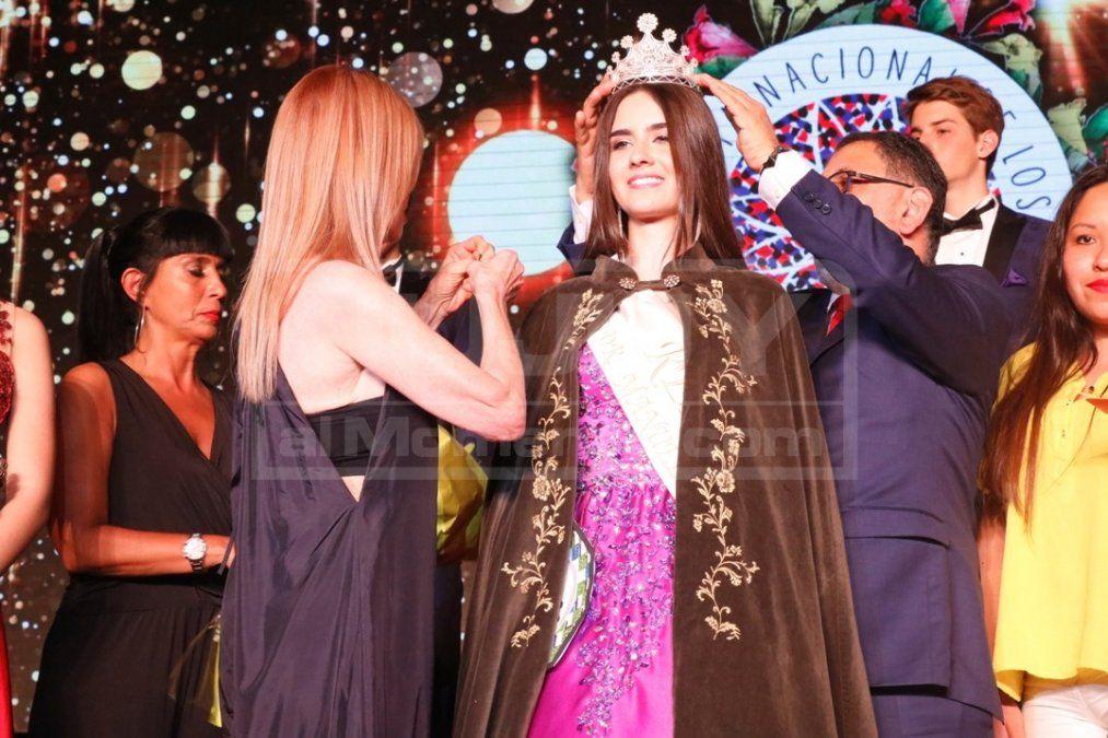 ¡Sofía Ortiz es la nueva Reina Capital!