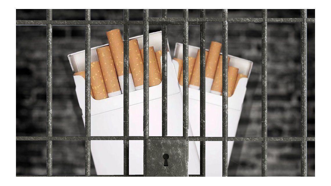 Atención fumadores compulsivos; por robar cigarrillos a prisión 20 años