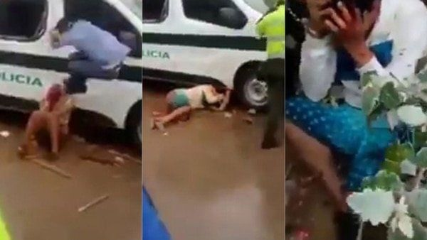 Una turba linchó a tres venezolanos acusados en una falsa cadena de WhatsApp
