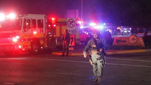 Tiroteo en un bar de California: 12 muertos y el autor hallado sin vida