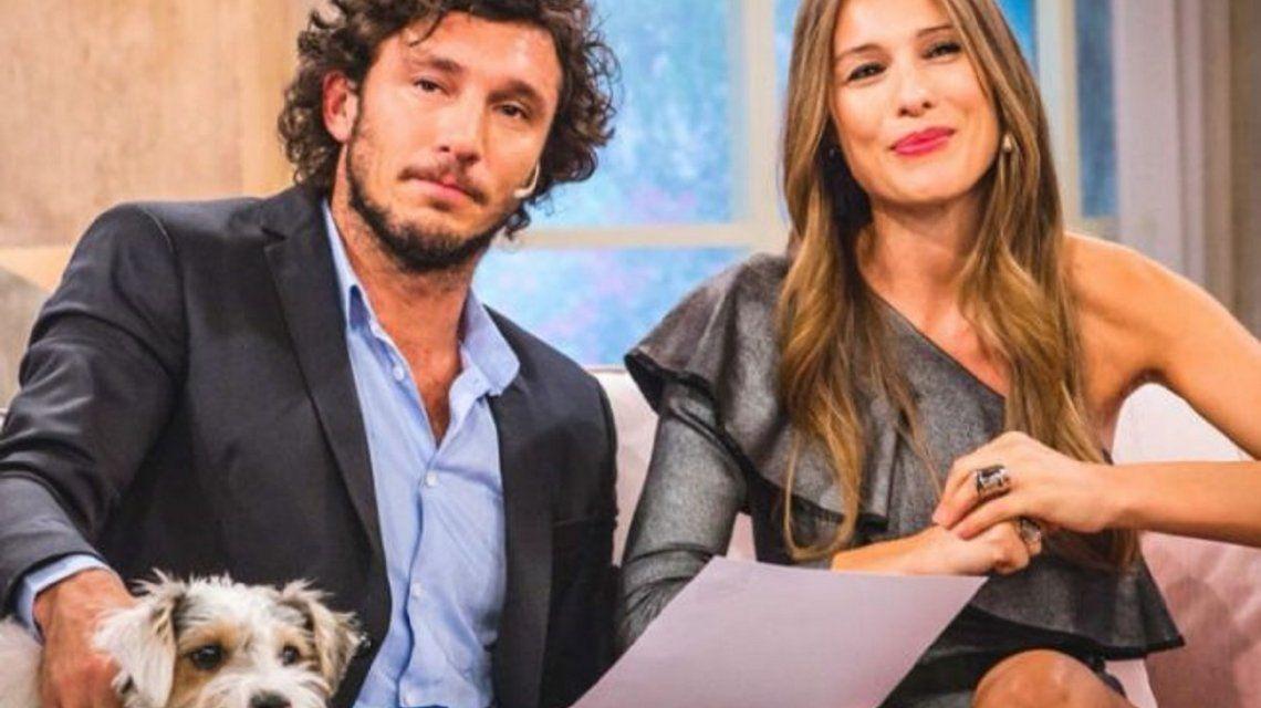 Pampita habló sobre su reunión con Pico Mónaco