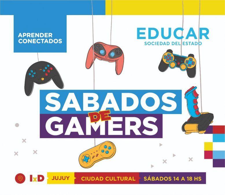 Sábado de gamers en Jujuy