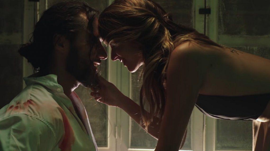 El polémico clip que estrenó Diego Torres