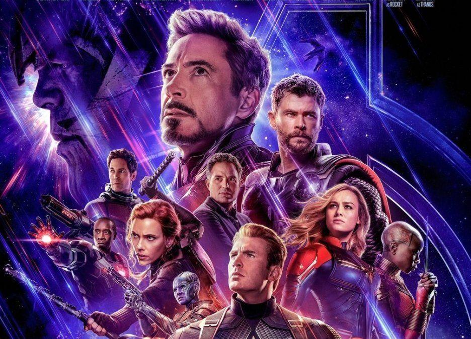 ¡Paren todo! Marvel lanzó el tráiler de Avengers 4: Endgame