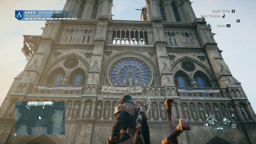 Assassin's Creed, ¿clave para la reconstrucción de Notre Dame?