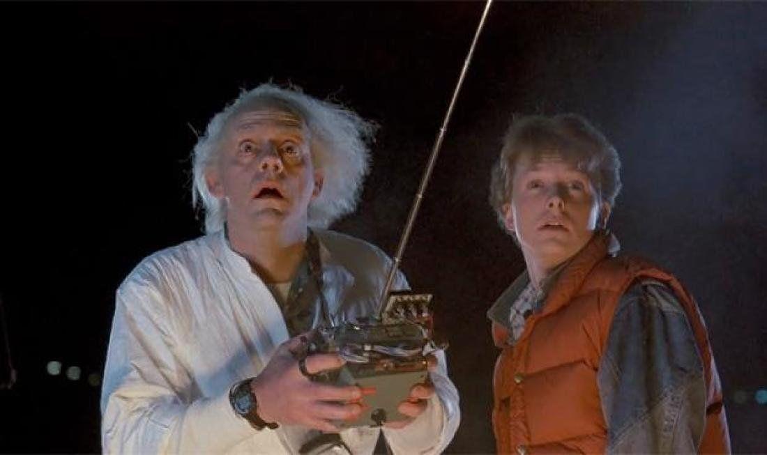 """¿Se viene la cuarta película de """"Volver al futuro""""?"""