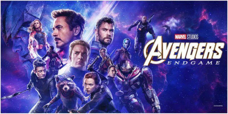 ¡La espera terminó! Hoy estrena Avengers Endgame