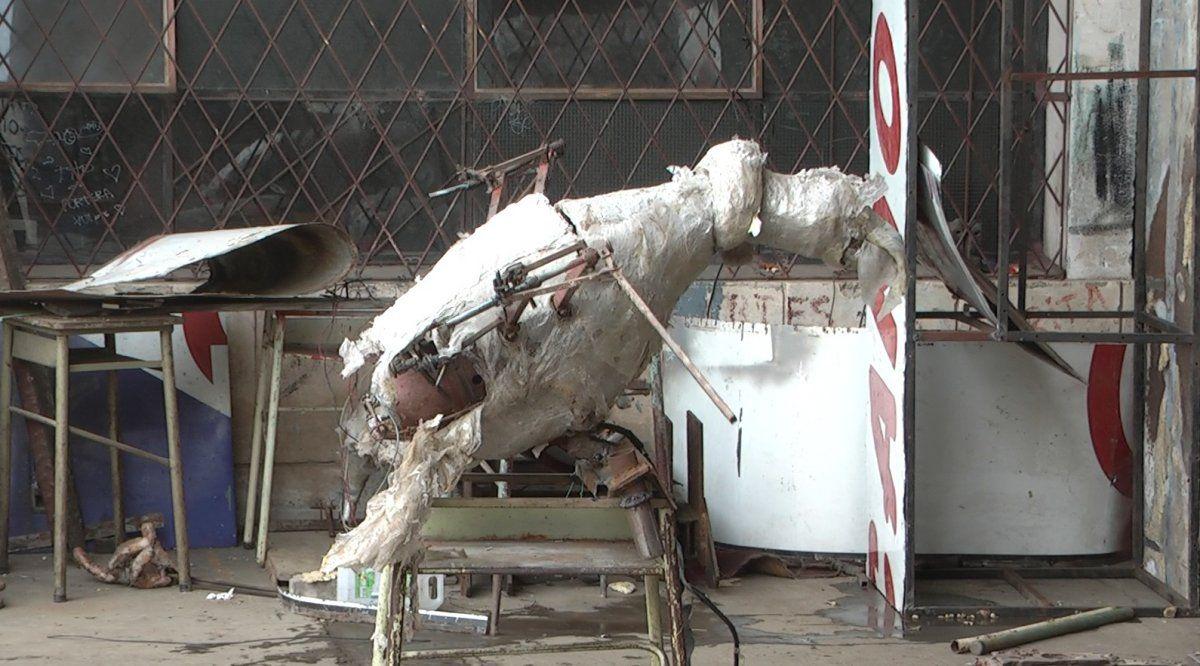 Una carroza se expondrá en Tecnópolis