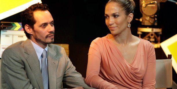La declaración de amor de Marc Anthony a Jennifer Lopez