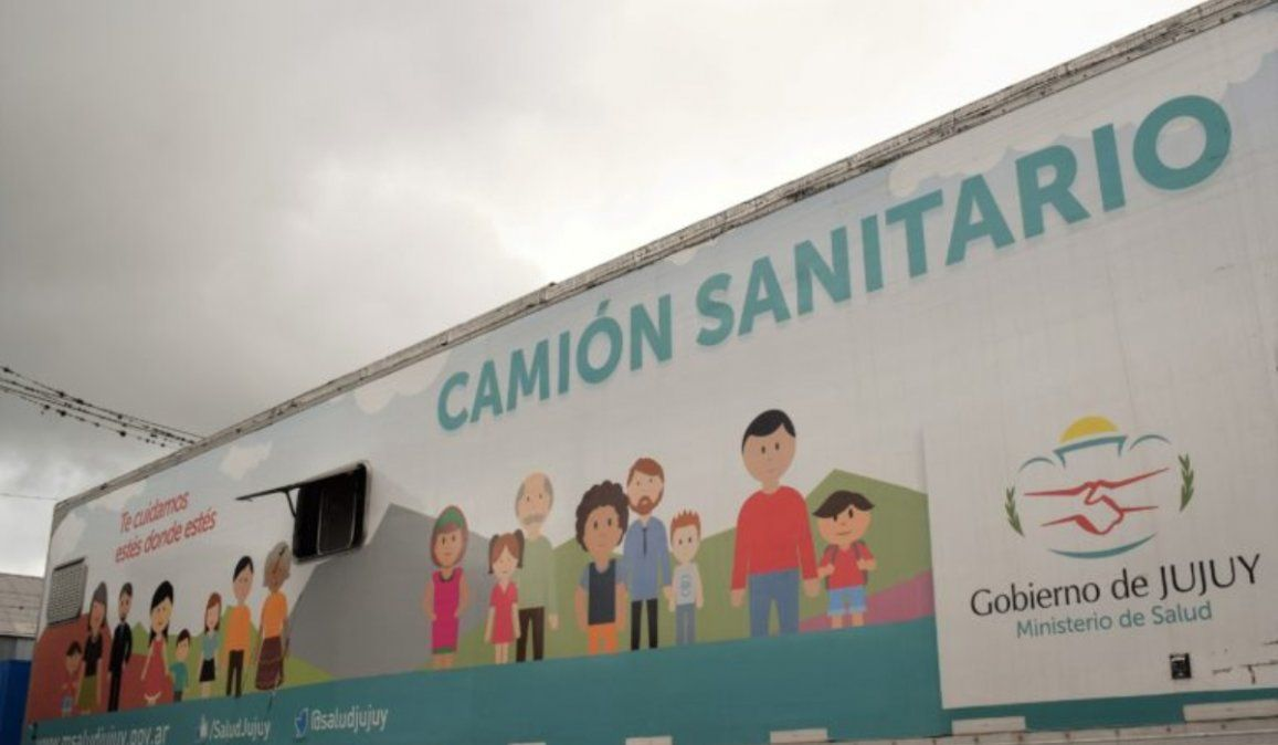El Móvil Sanitario recorrerá barrios de capital e interior