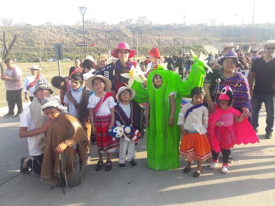 Bienvenida primavera dio el inicio a la Fiesta