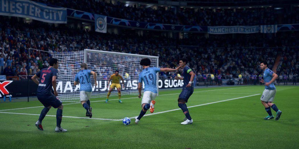 Mirá estos 10 goles increíbles en FIFA 19
