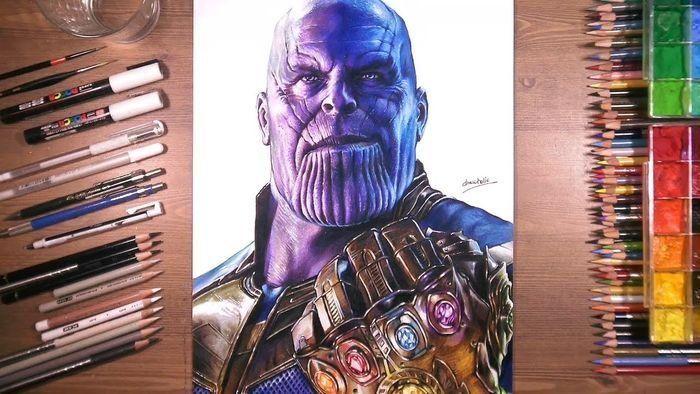 ¿Todavía no lo viste? ¡Thanos infinito!