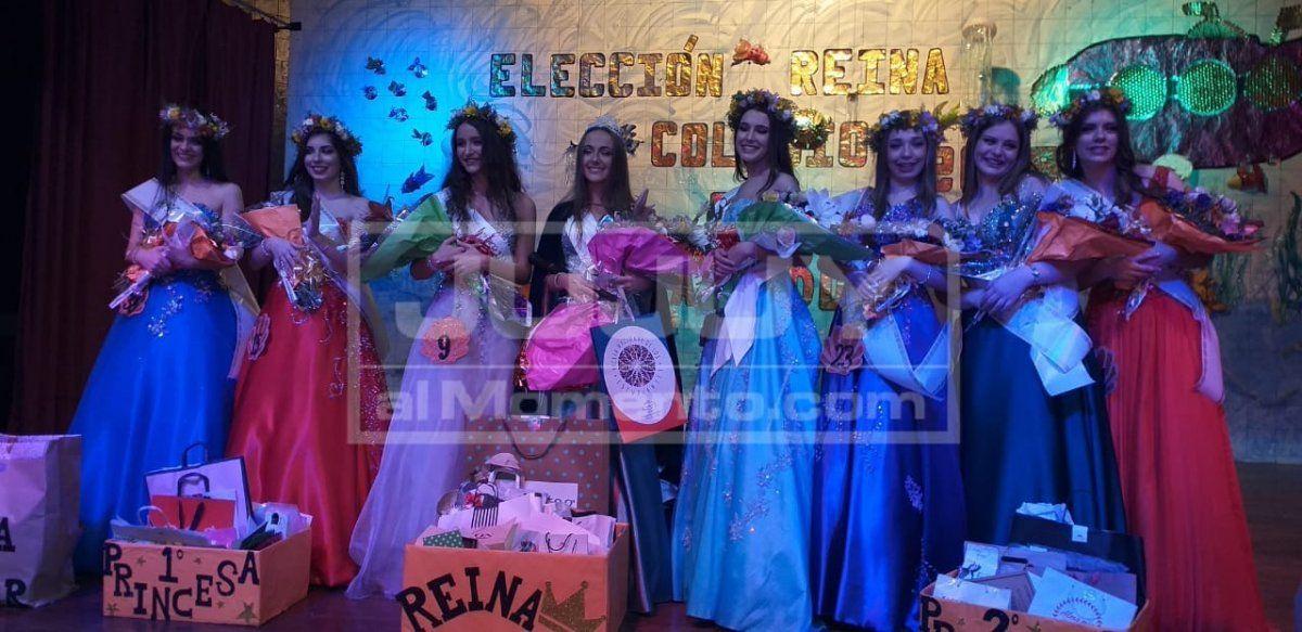 Lourdes Hernández, nueva reina del Colegio El Salvador