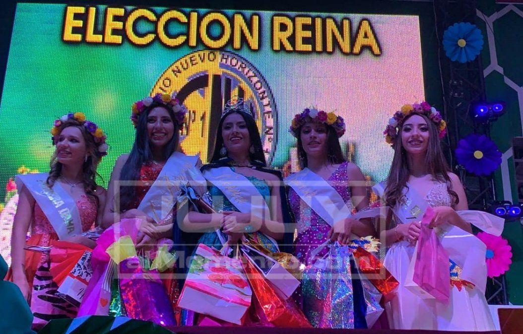 El Colegio Nuevo Horizonte N° 1 coronó a Florencia Albarracín