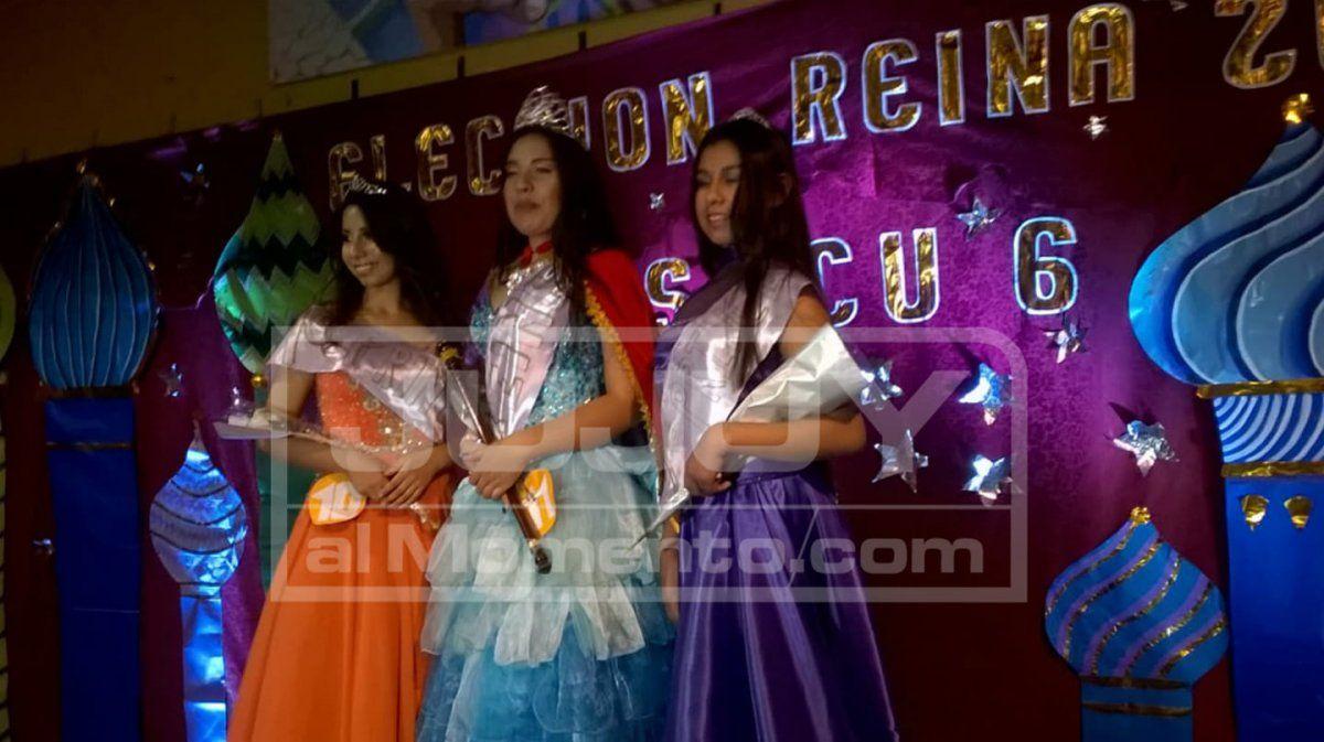 El Secundario N° 6 eligió a Leila Gramajo como su nueva reina