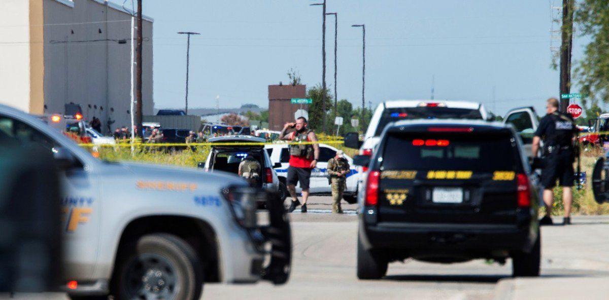 Nuevo tiroteo en Texas: 5 muertos y 21 heridos