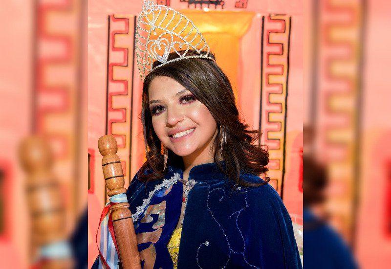 Nazarena Zerpa es la nueva reina departamental de Humahuaca