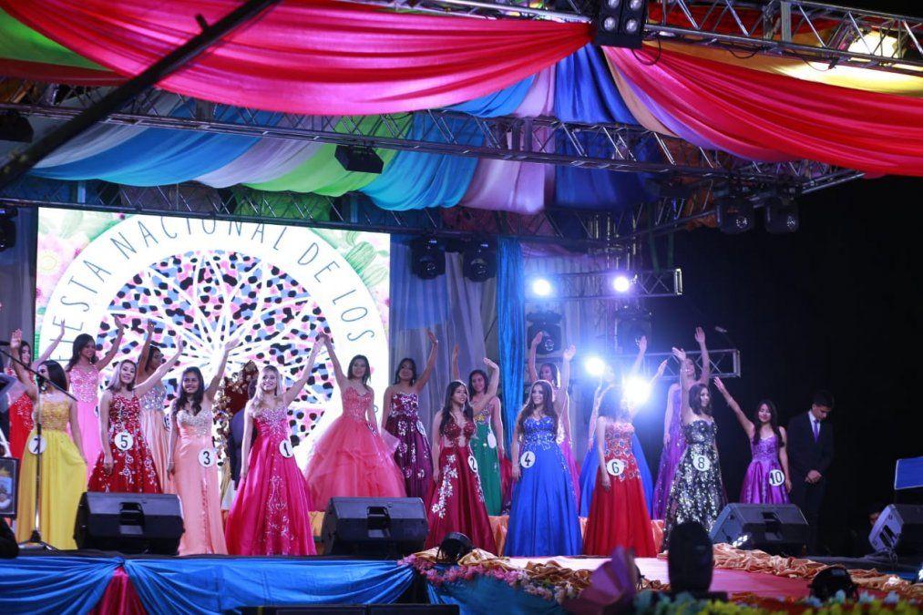 Mikaela Viscarra es la nueva reina departamental de El Carmen
