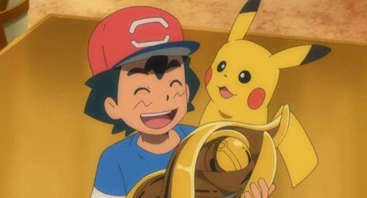 Después de 22 años, Ash Ketchum finalmente ganó la Liga Pokémon