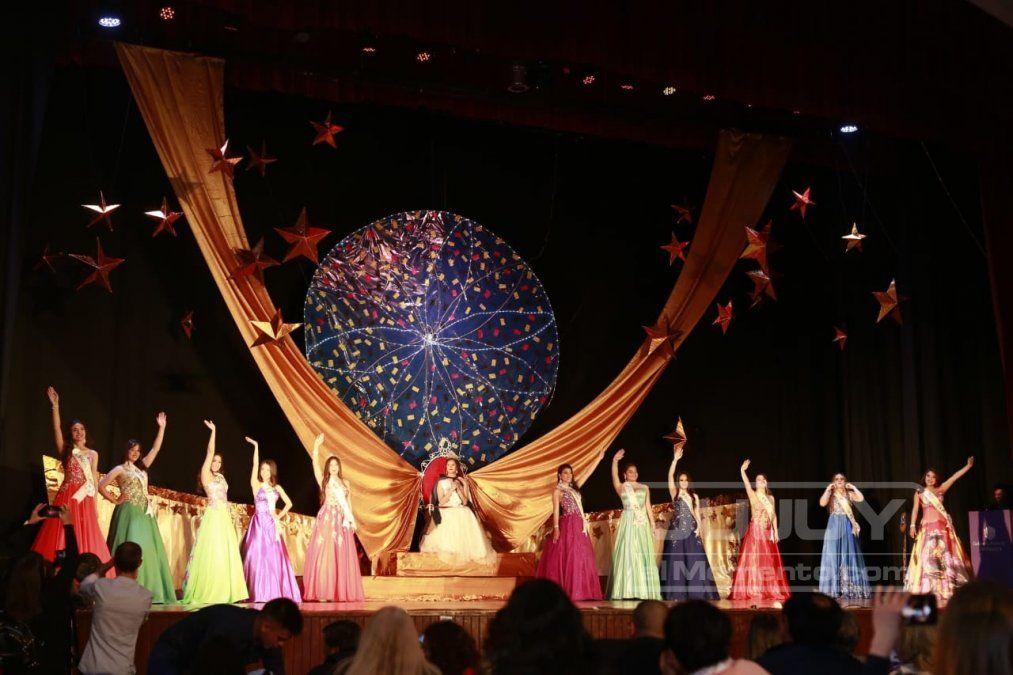 Noche mágica en Palpalá que elige a su nueva reina