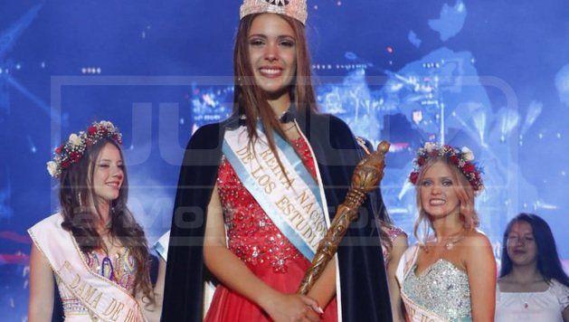 Hoy se corona a la nueva Reina Nacional de los Estudiantes
