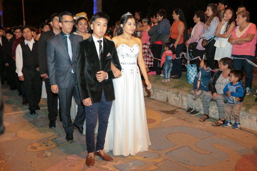 Los estudiantes palpaleños realizarán la Cena Blanca el 6 de diciembre