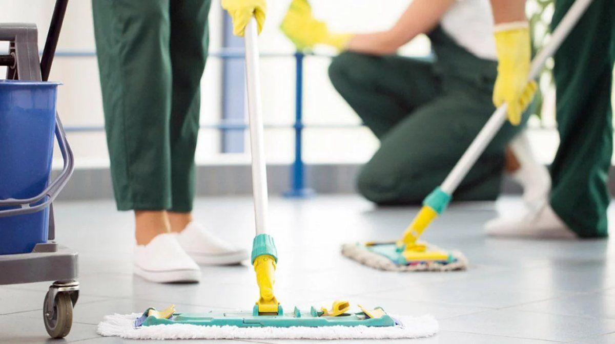 Vuelve a subir el salario del personal doméstico