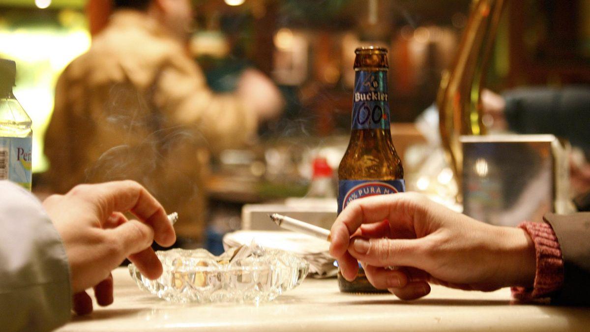 En Austria prohíben fumar en bares y restaurantes