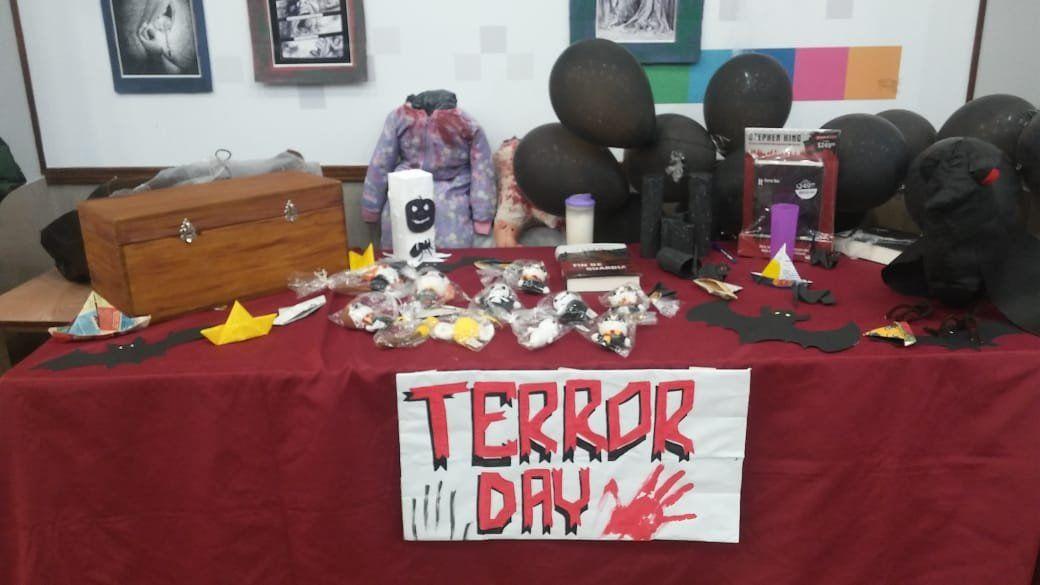 Exitosa primera edición del TERROR DAY