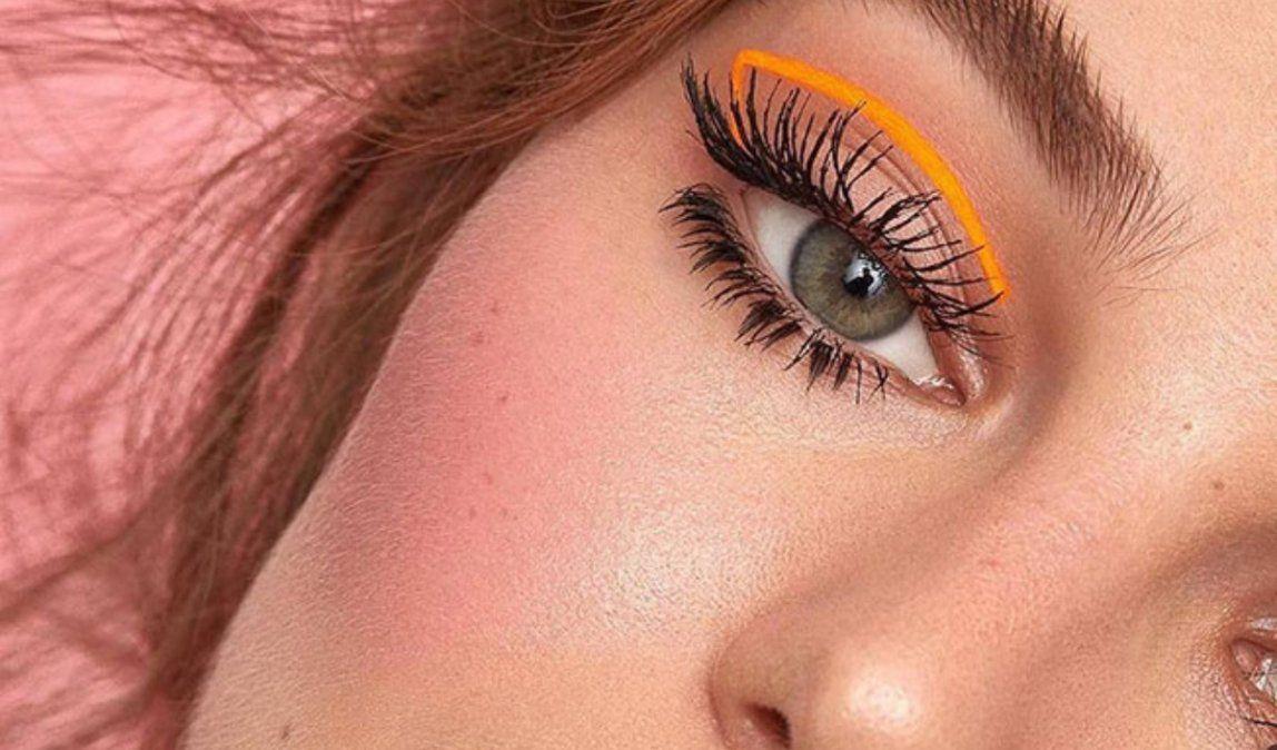 Tendencia de Maquillaje: Colores Neón