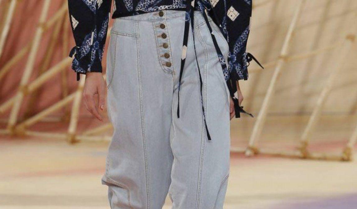Estas son las 6 tendencias de Jeans que usaremos el 2020