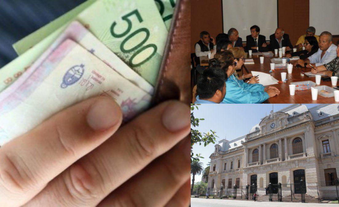 El gobierno impuso un aumento del 6% a estatales sin negociación