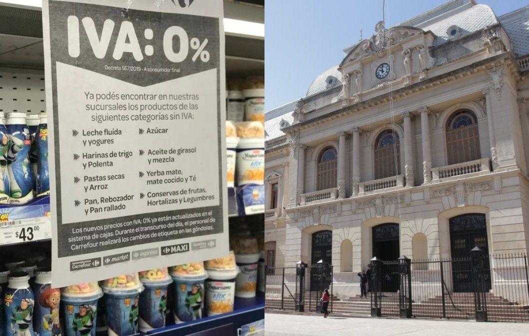 Jujuy recibirá fondos de Nación por la quita del IVA