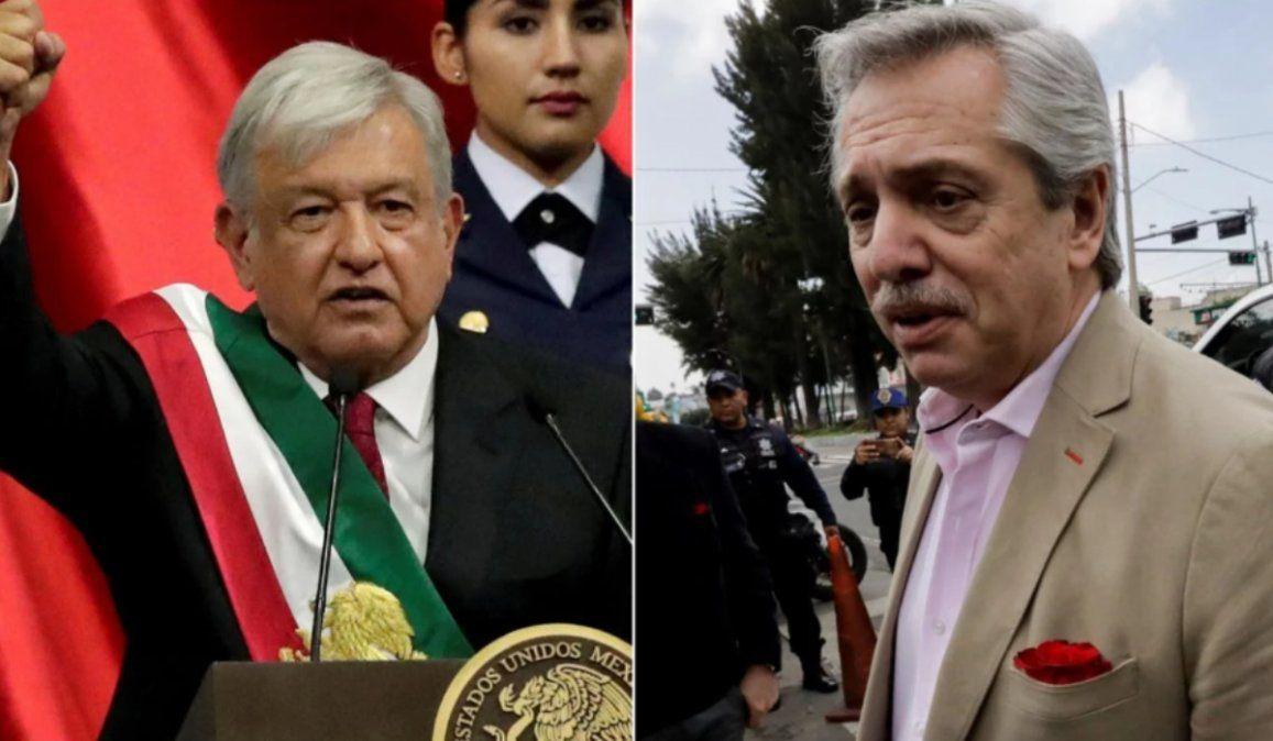 Alberto Fernández activa su agenda internacional y se reúne con el presidente de México