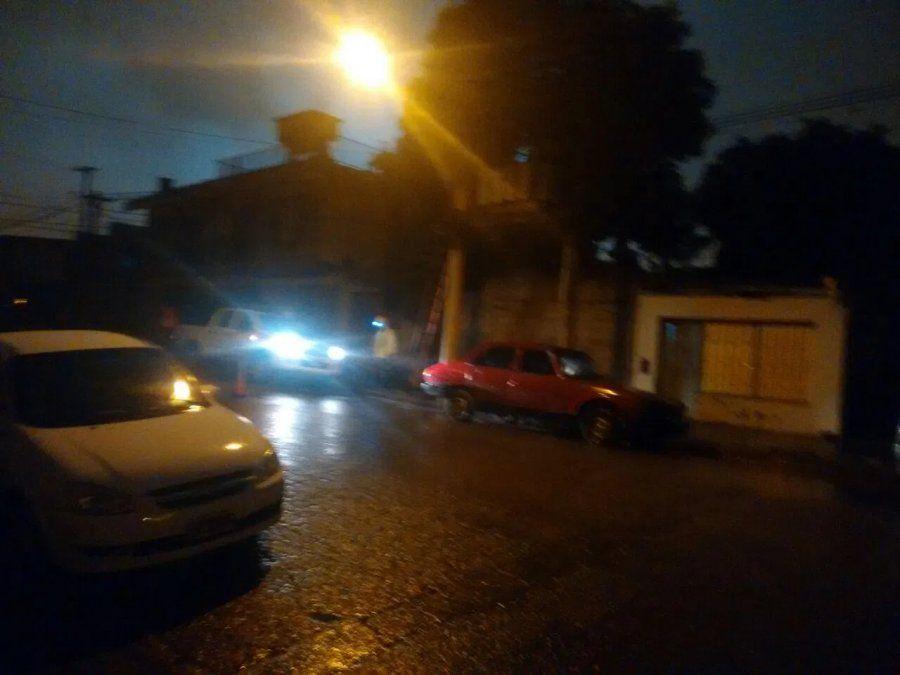 Varios barrios capitalinos sin luz