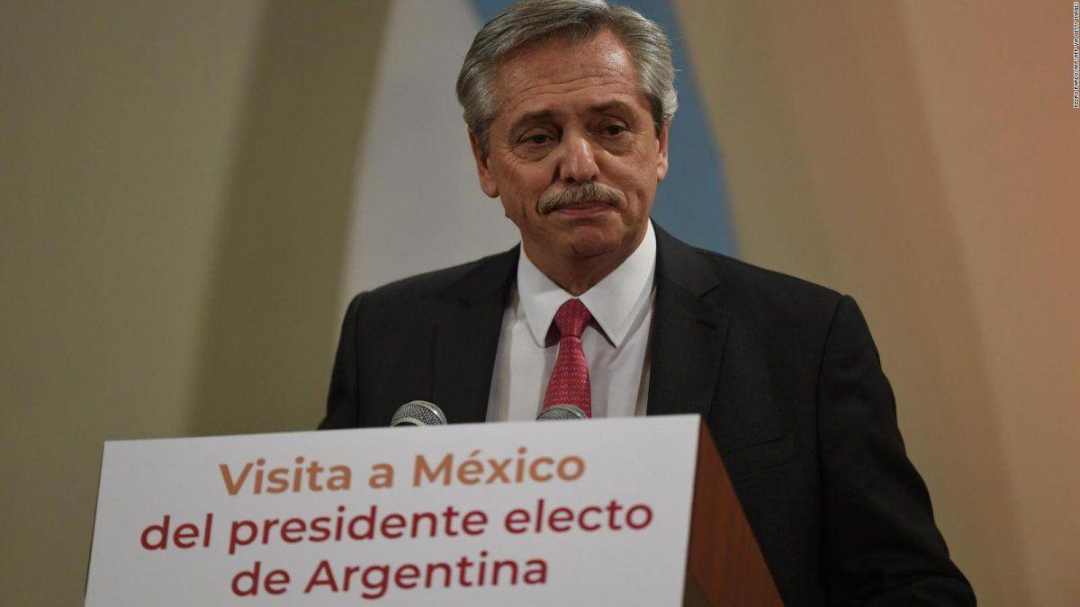 Alberto Fernández: El 10 de diciembre no es una fecha mágica